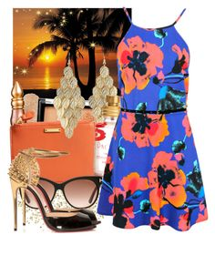 """""""Pacific"""" by shellcp ❤ liked on Polyvore featuring WALL, Urban Decay, Stila, ULTA, H&M, Charlotte Russe, Pacifica, Boohoo, ASOS and Tom Ford"""
