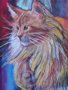 Hand Made Custom Pet Portrait, Dog Pastel Painting, Original Pastel Dog Art, Perfect Gift for Pet Lovers