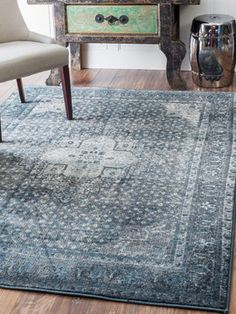 Vintage Kellum Rug from Distressed Rugs from $99 on Gilt