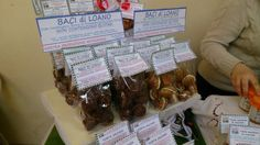 I baci di Loano e tante specialità dolciarie liguri in mostra!