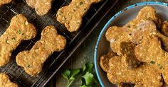 Best of Breed Dog Biscuits. King Arthur Flour website. Crunchy dog biscuits featuring eggs, oats, whole wheat, and peanut butter.