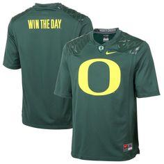 Oregon Ducks Nike Team Pride Fashion Football Jersey – Green