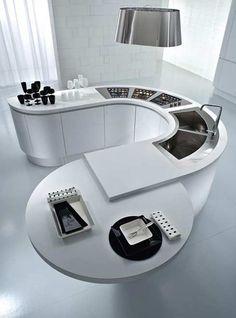 modular kitchen designs - corner unit | home decor | pinterest