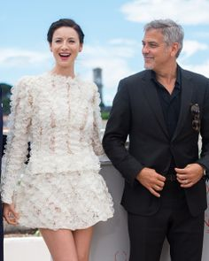 MQ/Fan Pictures of Caitriona Balfe and the cast of 'Money Monster' at the Cannes Film Festival Photocall See more pictures after the jump –