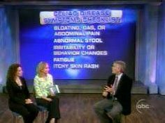 From a Dr. on, The View, this is the BEST definition & explanation about Celiac Disease  I have heard in such complete detail