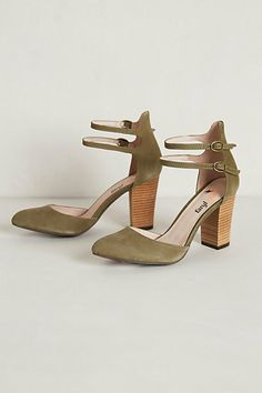 Time to get your glam on! Vidigal Heels #anthropologie