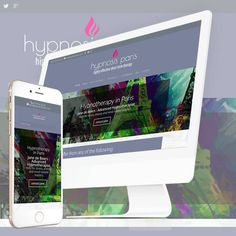 "The New Website for Hypnosis Paris is now ""Live"" at http://hypnosisparis.com/"
