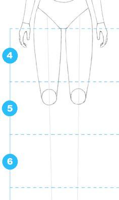 como aprender a dibujar mujeres anime y manga 7