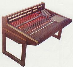 MCI JH-400 Series Recording  Console