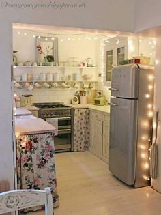 Boho Chic Kitchen..... ..
