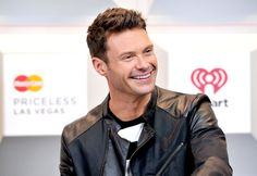 Pin for Later: Music's Hottest Stars Rock the iHeartRadio Festival  Ryan Seacrest was the host with the most.