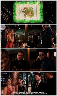"#Arrow 5x22 ""Missing"""