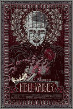 Hellraiser (1987)  Horror movie classic. Mom's all time fav.
