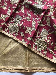 Printed art silk saree Raw Silk Saree, Silk Sarees, Color Combos, Gift Wrapping, Art Prints, Printed, Gifts, Collection, Fashion