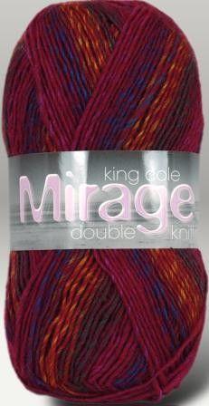King Cole Melody Double Knit Yarn, DK Yarn, Knitting Yarn, Crochet Yarn,  100gm Balls, Soft Yarn, Baby Yarn, Light Worsted Yarn