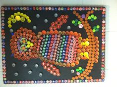 Recycled art to make with kids