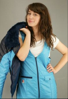 Dungarees, Overalls, Winter Suit, Oldschool, Vintage Ski, Snow Pants, Warm Outfits, Snow Suit, Rain Wear