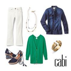 15 spring favorites, 5 wardrobe staples = 30 new looks