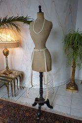 antique wire hoop skirt 1875