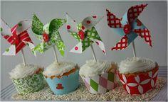 52 Ideias para Decoração Festa Cata-vento » Gemelares