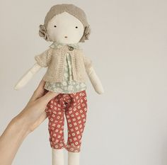 doll by Lakeside Needle works