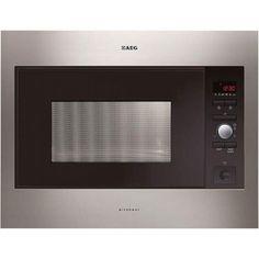 Built in Microwave in Stainless Steel Built In Microwave, Kitchen Appliances, Stainless Steel, Building, Home, Diy Kitchen Appliances, Home Appliances, Buildings, Ad Home
