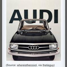 Audi. Classic.
