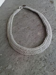 Free Crochet Jewelry Patterns – July 2013