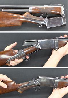 Forgotten Weapons: The Burgess Folding Shotgun
