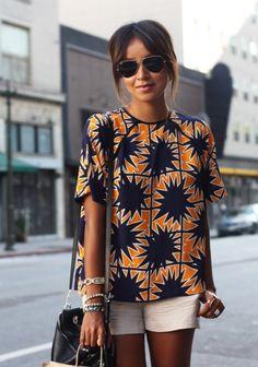 print and pattern fashion styles