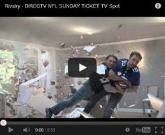 'We're just like any couple, really': DirecTV NFL Sunday Ticket TV ad features two male sports fans | Steve Rothaus' Gay South Florida
