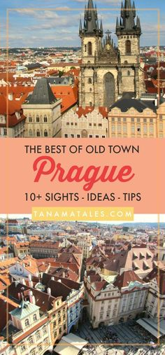 10+ Things to do in Prague's Old Town. Prague (Czechia or formerly, Czech Republic) is a magical city. And, the search for that magic starts in Old Town, the medieval settlement that used to be surrounded by a moat and a wall. My travel guide is full of ideas on what to see in this part of town. From the Charles Bridge to the Baroque library at the Klementinum, I have all your bases covered! Travel in Europe.