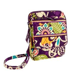 (all vera bags will depend on how long that lay) Hipster | Vera Bradley in plum crazy, ribbons, or baroque