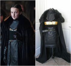 Items similar to Lyanna Mormont Outfit; Game Of Thrones Cosplay; GoT Cosplay; Game Of Thrones Costume; on Etsy Costumes Game Of Thrones, Game Of Thrones Cosplay, Cosplay Diy, Cosplay Costumes, Cosplay Ideas, Costume Ideas, Lady Lyanna Mormont, Game Of Trones, The Worst Witch