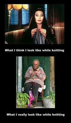 LOL #knitting