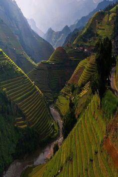 Sapa, al noroeste de Vietnam