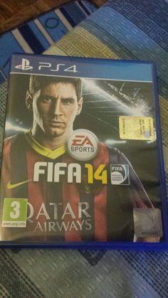 Fifa14 ps4