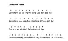 McNally Strumstick Songs Page 1