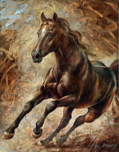 Mercury Painting by Arthur Braginsky - Mercury Fine Art