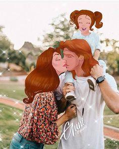 A Glimpse Into 'The Secret Life' Of Disney Couples All Disney Princesses, Disney Princess Drawings, Disney Princess Art, Disney Drawings, Drawing Disney, Disney Couples, Disney Girls, Disney Love, Images Disney