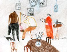 Laura Carlin   Making Great Illustration