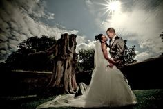Ed Geels Fotografie , spectaculaire trouwfoto's