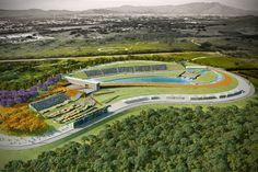 Vigliecca & Associados: Parque Olímpico de Deodoro, RJ