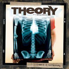 Rock Album Artwork: Theory of a Deadman