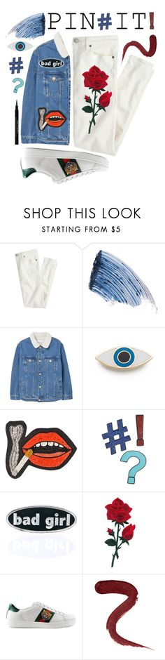 """""""!Pin it!"""" by lotussss ❤ liked on Polyvore featuring J.Crew, Sisley, MANGO, Georgia Perry, Olympia Le-Tan, Design Lab, C&D Visionary, Gucci, LASplash and Givenchy"""