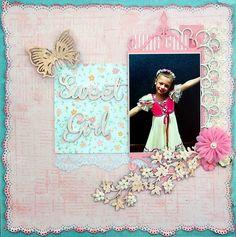 May Challenge -Debbie Standard- Creative Embellishments