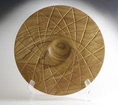 """""""Platters & Vases"""" - Woodturnings by Roger"""