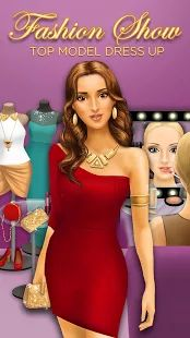 Fashion Show Top Model DressUp - screenshot thumbnail