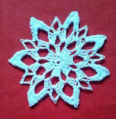 crochet ornament patterns | January 2015 ~ Free Crochet Patterns