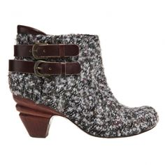 Irregular Choice Think Less Ankle Boots